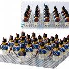 American Civil War Navy Marine Trooper Compatible Lego American Soldiers