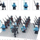 Game of Thrones  Dead Army  Night King The White Walkers Compatible Lego