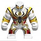 Marvel Avengers Endgame Spiderman Quantum Suit Big Figure Compatible Lego