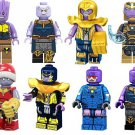Marvel Thanos Supherhero Minifigures Compatible Lego Marvel Minifigures