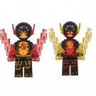Custom DC Reverse Flash Minifigures Compatible Lego