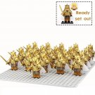 Game of Thrones Jaime Selmy Army Compatible Lego Kings Guards Soldiers