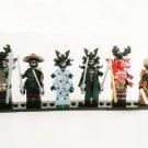 Lord Garmadon Armor Minifigures Compatible Lego Ninjago Minifigure