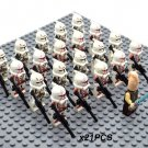 Star Wars 21st Nova Corps Clone Trooper Ki Adi Mundi Lego Compatible