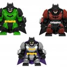 New Batman Big Figure Compatible Lego DC Batman Minifigures