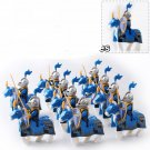New Roman Princess Prince Castle Royal Guards Trooper Compatible Lego Knights