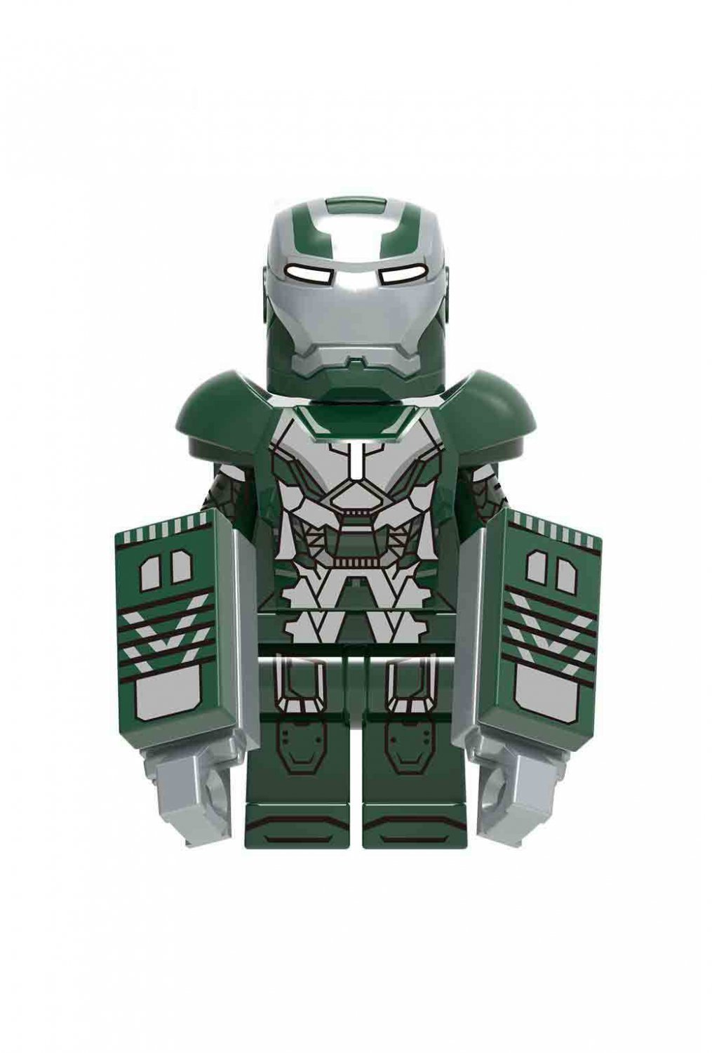 New MK26 Ironman Minifigures Compatible Lego Marvel MK26 Minifigure
