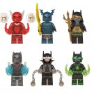 Dark Knights Minifigures Drowned Bat The Merciless Red Death Compatible Lego