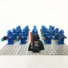 Star Wars Senate Commando Trooper Darth Vader Minifigures Fit Lego Senate Commando