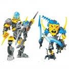 Hero Factory EVO And Aquagon Figures Compatible Lego EVO Aquagon Sets