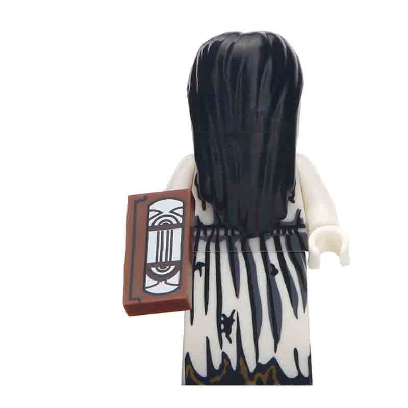 Japanese Horror Moving The Ring Minifigure Compatible Lego