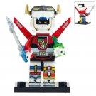 Japanese Animation Voltron Legendary Defender Minifigure Compatible Lego