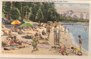 Vintage Postcards Foto set of 9 double sided cards