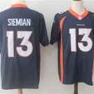 Men's Denver Broncos Trevor Siemian 13 Limited Player Jersey