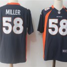 Men's Broncos Von Miller Men's Football Game Jersey Limited