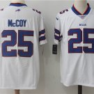 Buffalo Bills #25 LeSean McCOY Men's White Limited Player Jersey