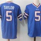 Buffalo Bills 5 Tyrod Taylor Mens Royal Football Game Jersey Limited