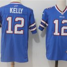 Buffalo Bills Jim Kelly #12 Men's Limited Player Game Jersey