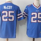 Mens Bills LeSean McCOY 25th Blue Limited Game Jersey