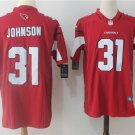 Johnson 31 Arizona Cardinals Men's Limited Football Jersey