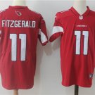 Arizona Cardinals #11 Fitzgerald Mens Limited Player Jersey Mens Football Top