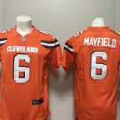 Men's Cleveland Browns Baker Mayfield #6 Limited Game Jersey Brown