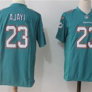 Men's Dolphins 23th Jay Ajayi Limited Football Game Jersey
