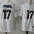 Men's Dolphins 17th Ryan Tannehill Football Game Jersey