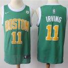 Boston Celtics 11 Kyrie Irving Earned Edition Swingman Jersey