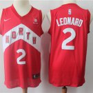 Toronto Raptors #2 Kawhi Leonard Men's Swingman Jersey Earned Edition