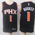 Devin Booker #1 Men's Suns Statement Basketball Jersey