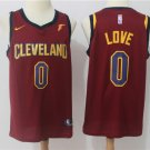 Men's Cavaliers #0 Kevin Love Icon Swingman Jersey