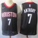Men's Rockets 7 Carmelo Anthony Swingman Jersey Statement