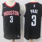 Men's Rockets Chris Paul #3 Swingman Jersey Statement