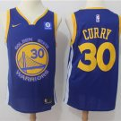 Men's Warriors Stephen Curry #30 Icon Swingman Jersey