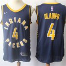 Indiana Pacers 4 Victor Oladipo Men's Swingman Jersey Icon
