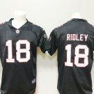 Atlanta Falcons #18 Ridley Men's Football Player Jersey