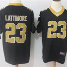New Orleans Saints 23 Marshon Lattimore Men's Football Jersey Limited