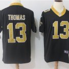 New Orleans Saints 13  Michael Thomas Men's Football Jersey Limited