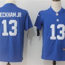 New York Giants Odell Beckham JR #13 Men's Football Player Jersey