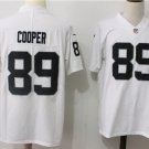 Men's Raiders #89 Amari Cooper Limited Football Jersey
