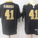 Men's Saints 41th Kamara Limited Player Game Jersey