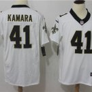 Alvin Kamara 41th Men's Saints Limited Football Game Jersey