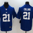 Men's Giants #21 Landon Collins Limited Player Jersey