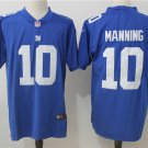 Men's Giants #10 Eli Manning Limited Football Player Jersey