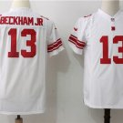 Beckham JR #13 Men's New York Giants Football Player Game Jersey