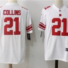 Landon Collins #21 Men's New York Giants Football Player Game Jersey