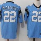 Christian McCaffrey #22 Men's Panthers Player Game Jersey