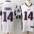 Men's Patriots #14 Brandin Cooks Limited Football Jersey