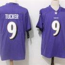 Baltimore Ravens #9 Justin Tucker Men's Football Jersey Limited